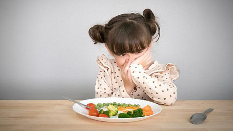 วิธีแก้ปัญหาลูกไม่กินผัก ง่ายนิดเดียว