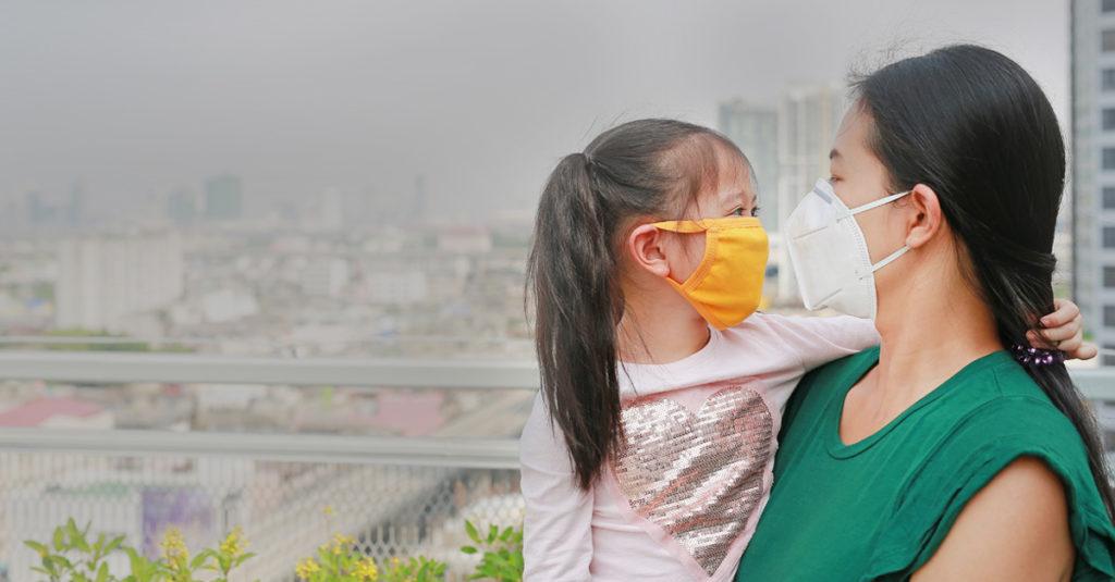วิธีการแก้ปัญหา เรื่องการไม่ยอมสวมใส่ หน้ากากอนามัยกับเด็ก