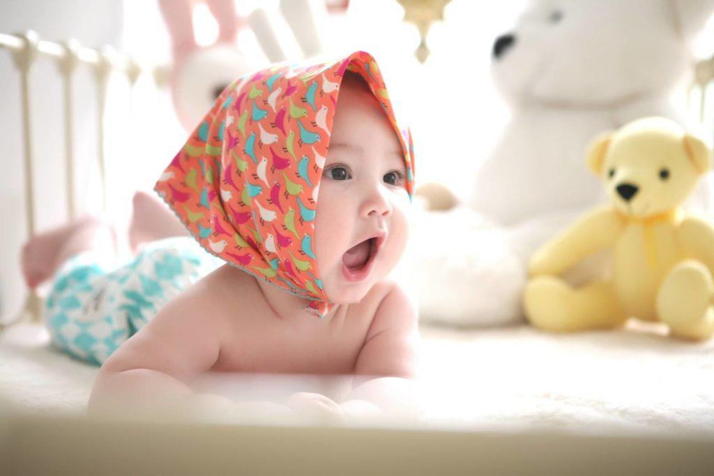 การดูแลลูกวัย 7-9 เดือน