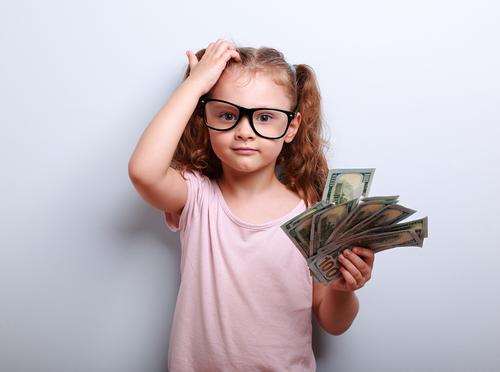เตรียมตัวเป็นพ่อแม่มือใหม่  ต้องใช้เงิน