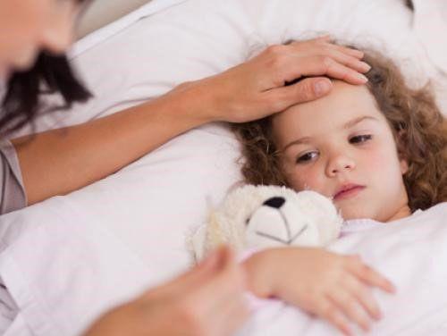 ปัญหาพบบ่อยเมื่อลูกไปโรงเรียน การเป็นไข้หวัด