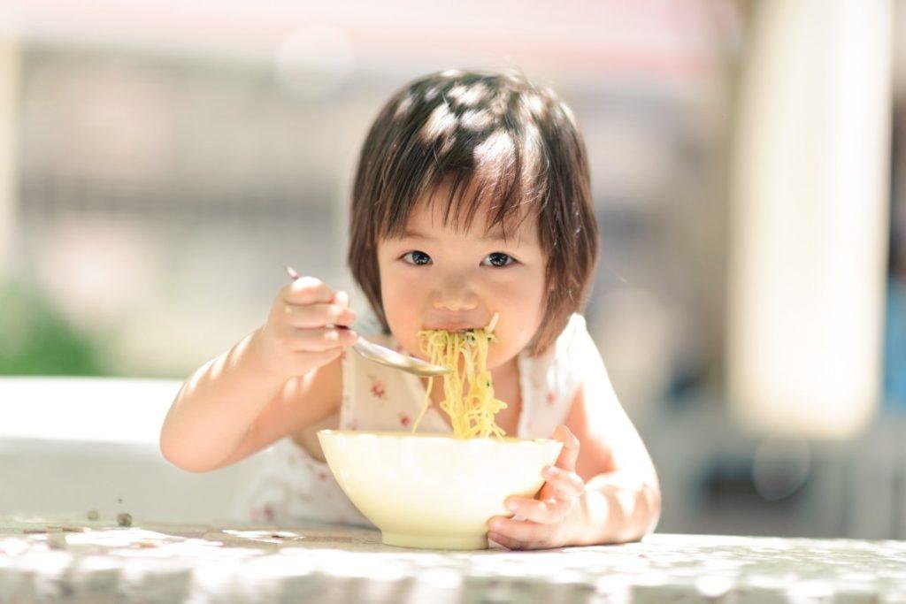 ลดอาการป่วยของลูก ด้วยการทานอาหารที่มีประโยชน์