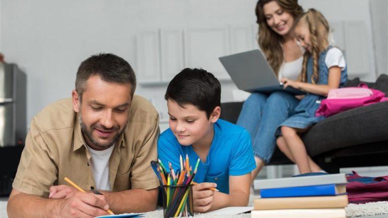 3 เทคนิค การเรียนออนไลน์ เตรียมพร้อมให้กับลูกเพื่อความชัวร์