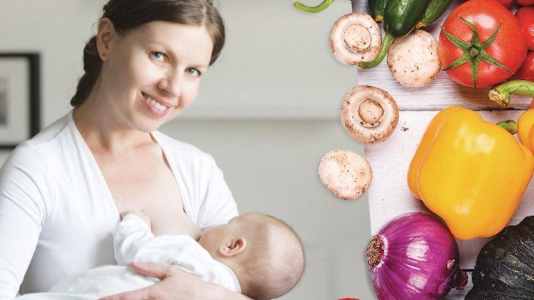 อาหารคุณแม่หลังคลอด ควรทานเพื่อเสริมสร้างร่างกายให้แข็งแรง