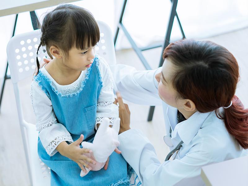 การพาลูกไปพบจิตแพทย์ ไม่ใช่เรื่องน่าอาย