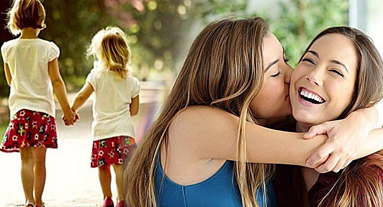 3 ข้อดีของการมีพี่สาวน้องสาว บอกเลยว่าการมีลูกสาวสองคน เป็นเรื่องที่ดีมาก