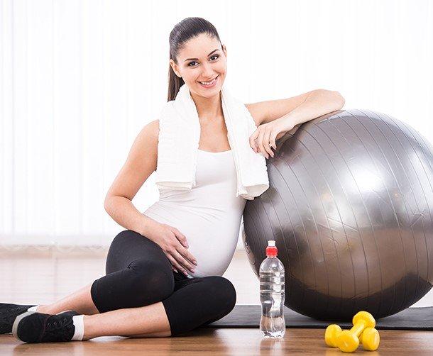 คำแนะนำคุณแม่ตั้งครรภ์ การออกกำลังต้องทำอย่างไร
