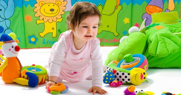 ข้อดีของการปล่อย ลูกเล่นคนเดียว ในวัยทารก