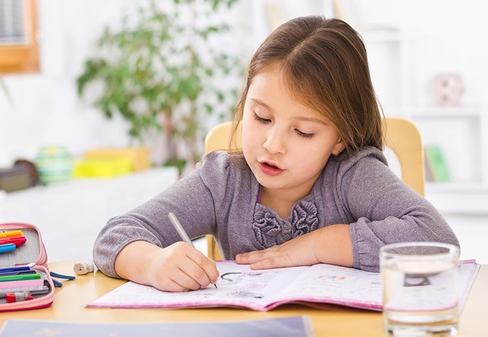 วิธีทำให้ลูกอยากทำการบ้าน สนุกกับการทำการบ้าน