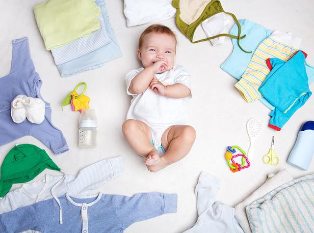เตรียมของใช้ทารกแรกเกิด สำหรับลูกน้อย