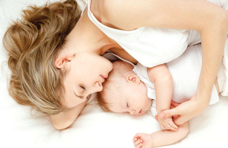 6 อาการหลังคลอดลูก ที่ต้องเจอ