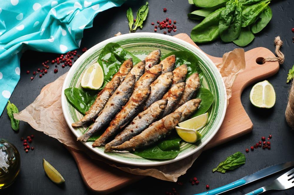 อาหารช่วยลดรอยท้องแตก หลังการตั้งครรภ์ ของคุณแม่ ที่บอกเลยว่าได้ผล อาหารชนิดที่สองที่แอดอยากจะมาแนะนำ คือ ปลาซาร์ดีน