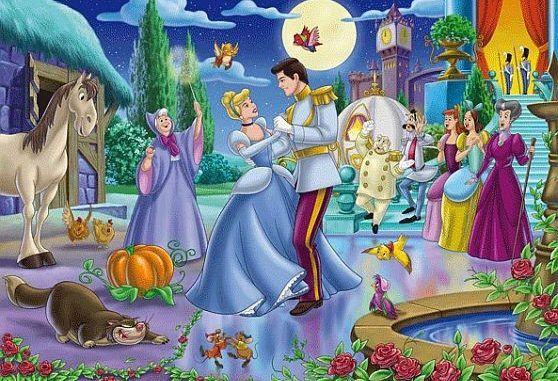 นิทานก่อนนอน เรื่อง ซินเดอเรลล่า ( Cinderella ) ที่น้องส่วนมากรู้จัก