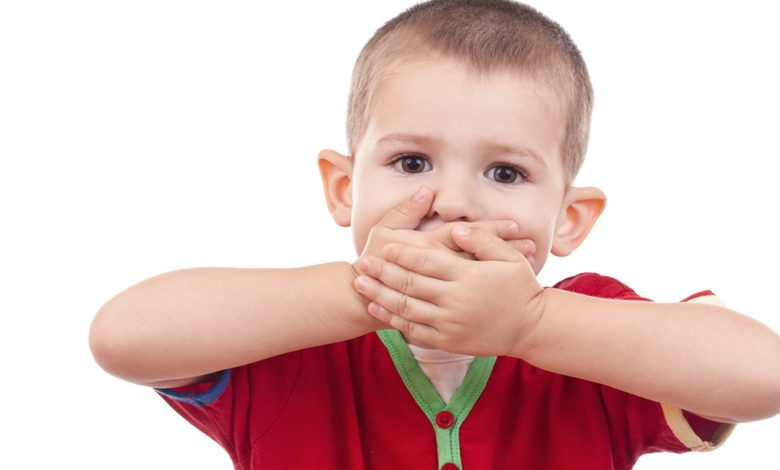 กำหนดบทตักเตือนในขั้นแรก ที่เป็น วิธีปราบเด็กชอบโกหก ที่ยังมีการปะนีปะนอม