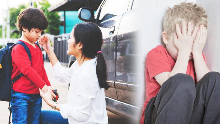 5 สัญญาณเตือน บอกว่า ลูกกำลังมีปัญหา ที่พ่อแม่สังเกตได้
