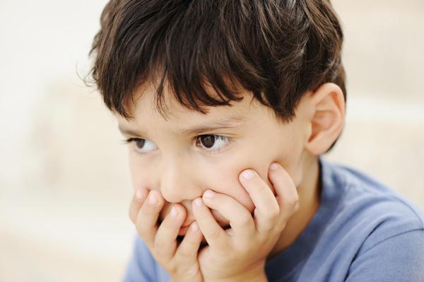 โรควิตกกังวลในเด็ก มีผลกระทบต่อการใช้ชีวิตของลูกอย่างมาก