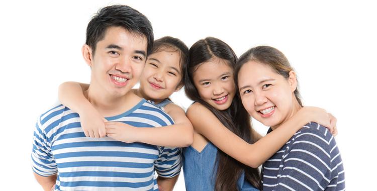 การกอด สิ่งเสริมพลัง มหัศจรรย์ที่ยิ่งใหญ่ ในครอบครัว