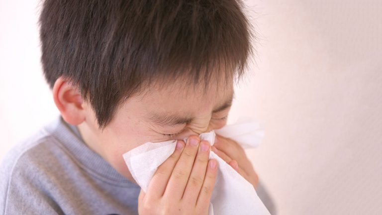 โรคภูมิแพ้ โรคที่เกิดจากภูมิคุ้มกันบกพร่อง โรคฮิตติดอันดับ โรคเรื้อรังในเด็ก