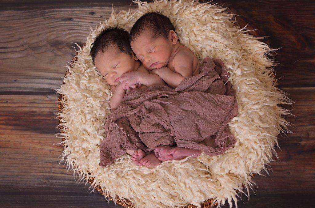 การ เพิ่มโอกาสการมีลูกแฝด ด้วยวิธีวิทยาศาสตร์