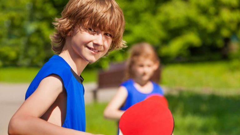 ส่งเสริมให้ลูกเล่นปิงปอง ช่วยพัฒนาศักยภาพร่างกาย และเพิ่มประสิทธิภาพสมอง