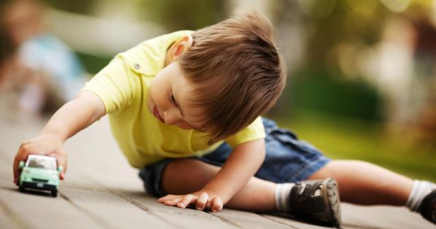 ของเล่นเด็ก ช่วยเสริมพัฒนาการของกล้ามเนื้อของลูก