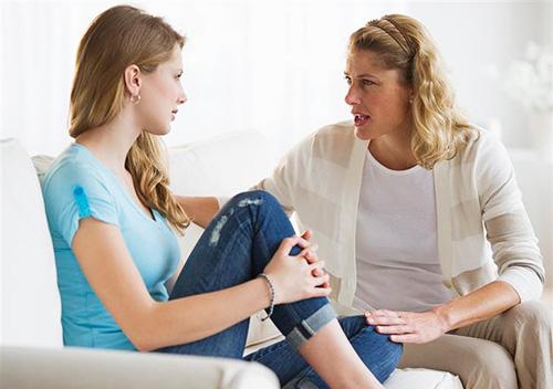 ลูกถึงวัยมีแฟน พ่อแม่ต้องให้คำปรึกษากับลูก