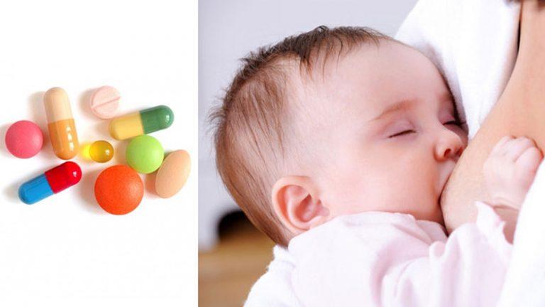 ยาที่คุณแม่ให้นมบุตรเลี่ยง เพราะทานแล้วอาจเป็นอันตรายต่อลูกรักของคุณได้