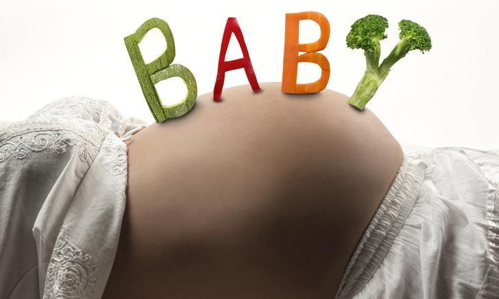 อาหารคนท้องไตรมาสแรก